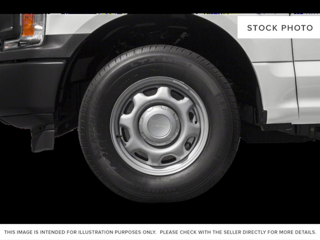 Gray[Abyss Grey] 2019 Ford F-150 Left Front Rim and Tire Photo in Fort Macleod AB