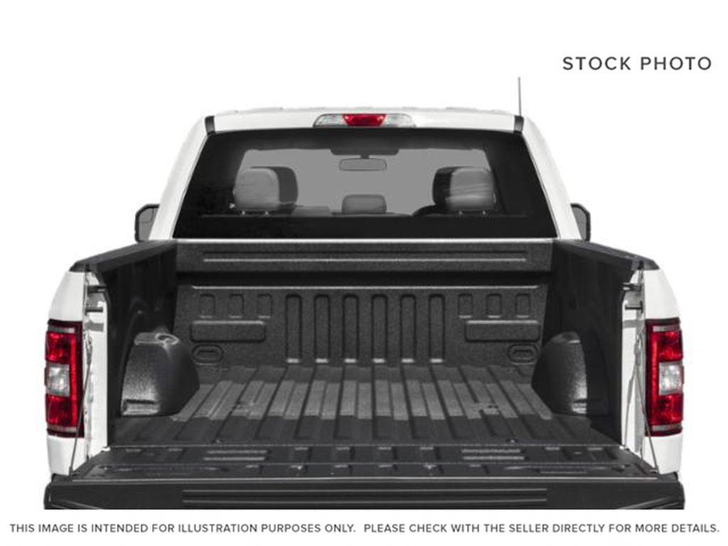 Gray[Abyss Grey] 2019 Ford F-150 Trunk / Cargo Area Photo in Fort Macleod AB