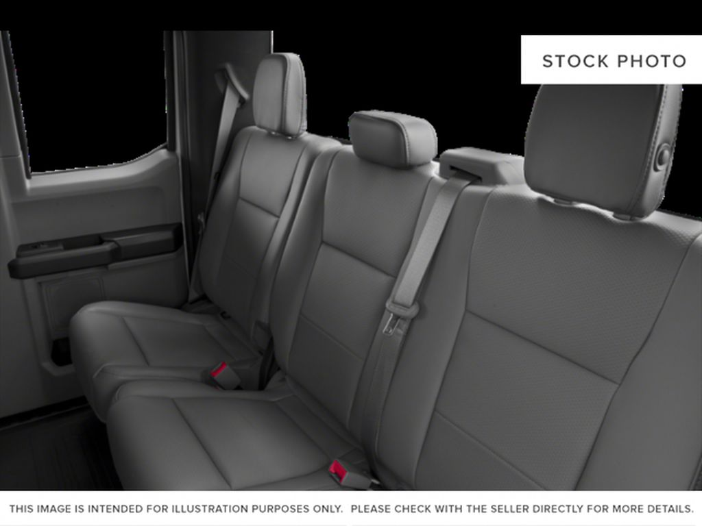 Gray[Abyss Grey] 2019 Ford F-150 Left Side Rear Seat  Photo in Fort Macleod AB