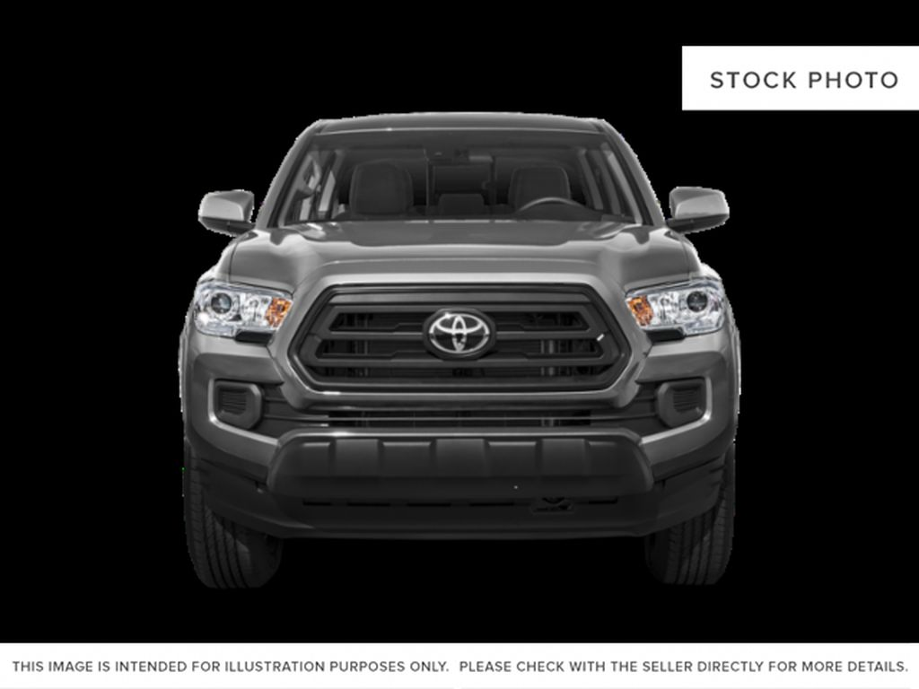 Blue[Voodoo Blue] 2021 Toyota Tacoma Front Vehicle Photo in Fort Macleod AB