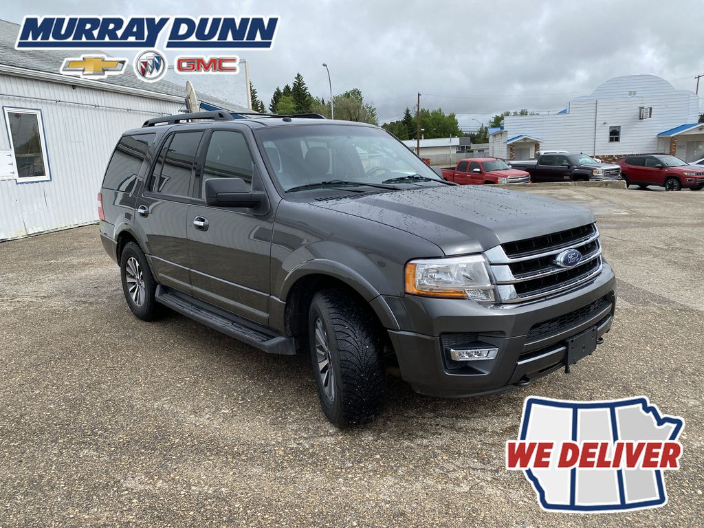 2017 Ford Expedition Right Front Corner Photo in Nipawin SK