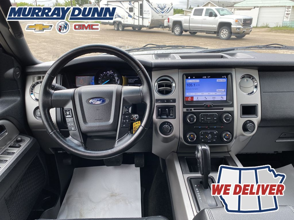 2017 Ford Expedition Steering Wheel and Dash Photo in Nipawin SK