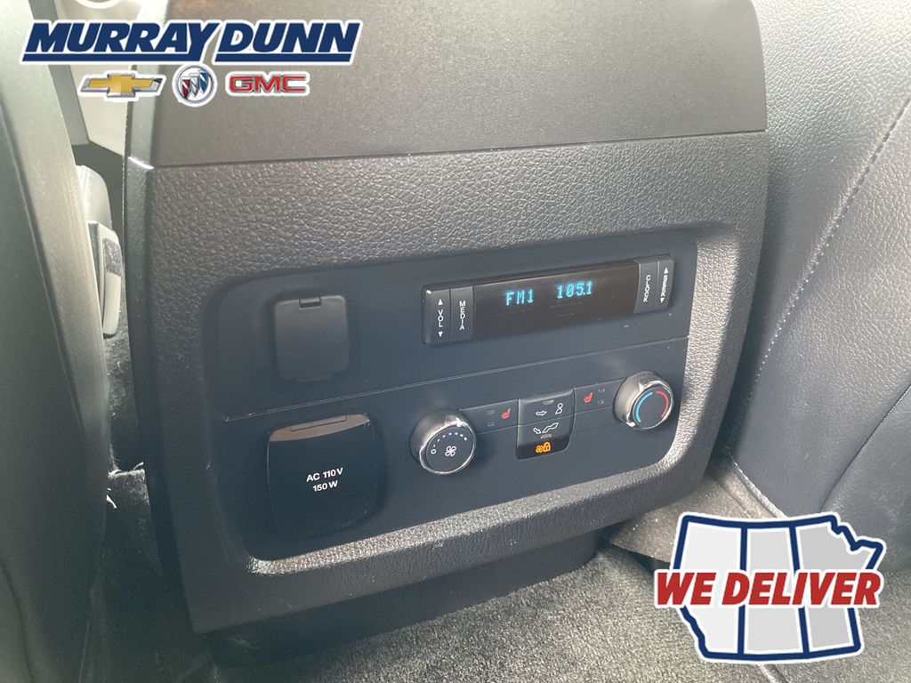 2017 Ford Expedition Rear Climate Controls Photo in Nipawin SK