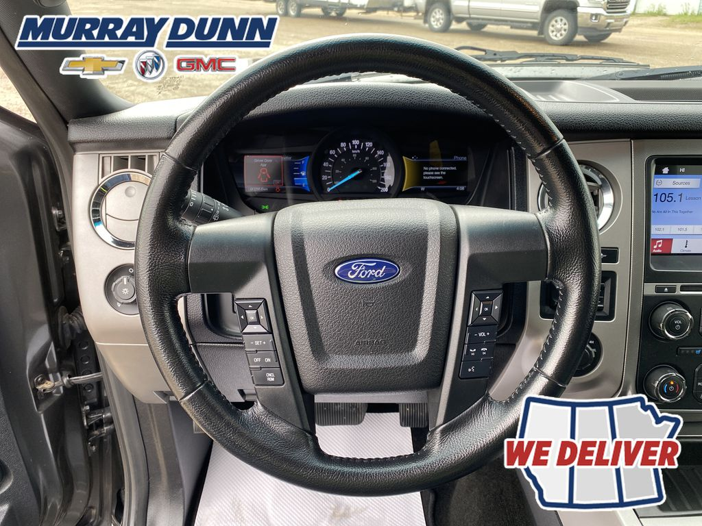 2017 Ford Expedition Steering Wheel Photo: Full View in Nipawin SK