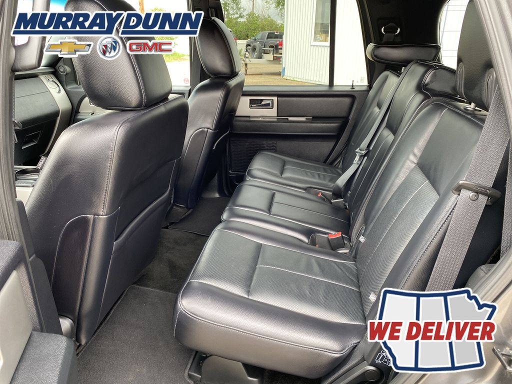 2017 Ford Expedition Left Rear Seat in Nipawin SK