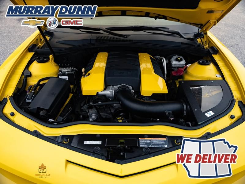 2010 Chevrolet Camaro Engine Compartment Photo in Nipawin SK