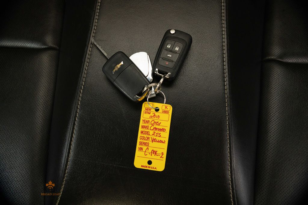 2010 Chevrolet Camaro Key and Fob Photo in Nipawin SK