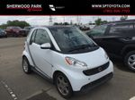 White[Crystal White Matte] 2014 smart fortwo Primary Photo in Sherwood Park AB