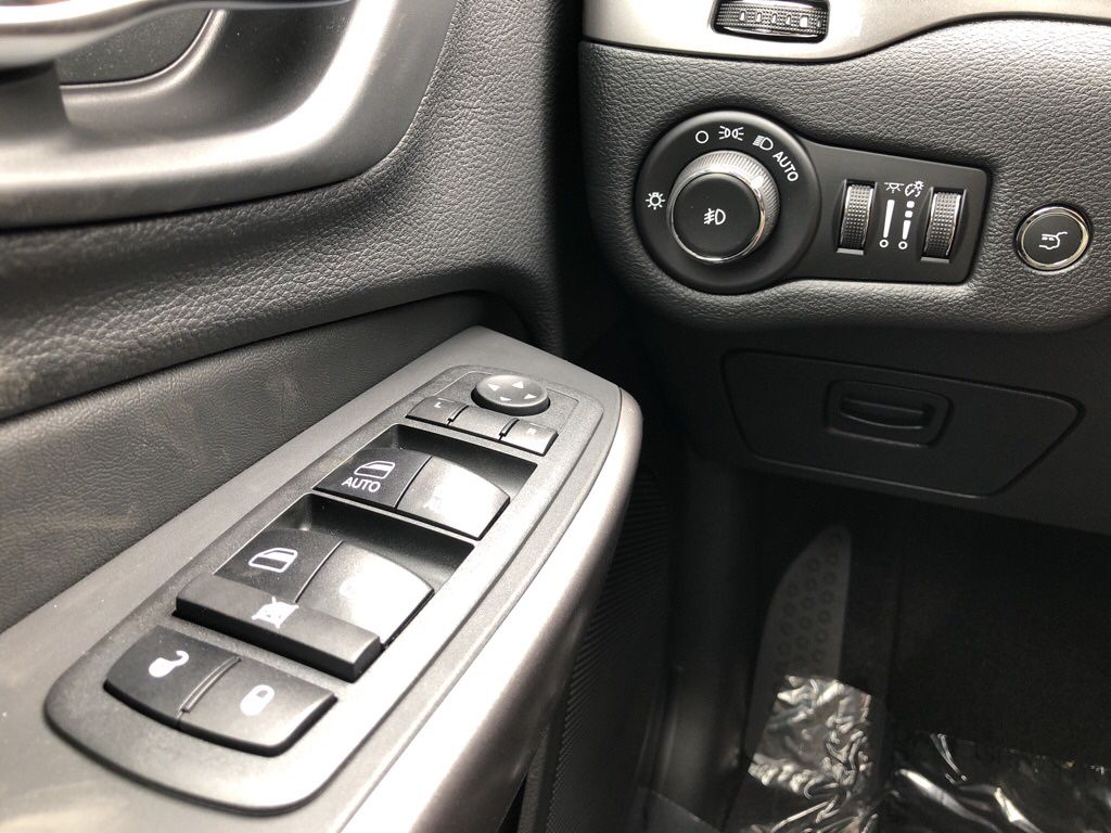 Black 2019 Jeep Cherokee Left Side Rear Seat  Photo in Fort Macleod AB