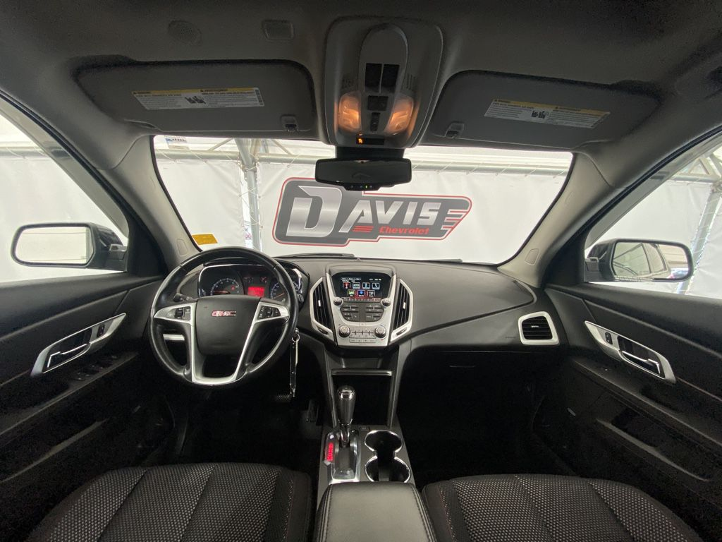 Grey 2017 GMC Terrain Engine Compartment Photo in Airdrie AB