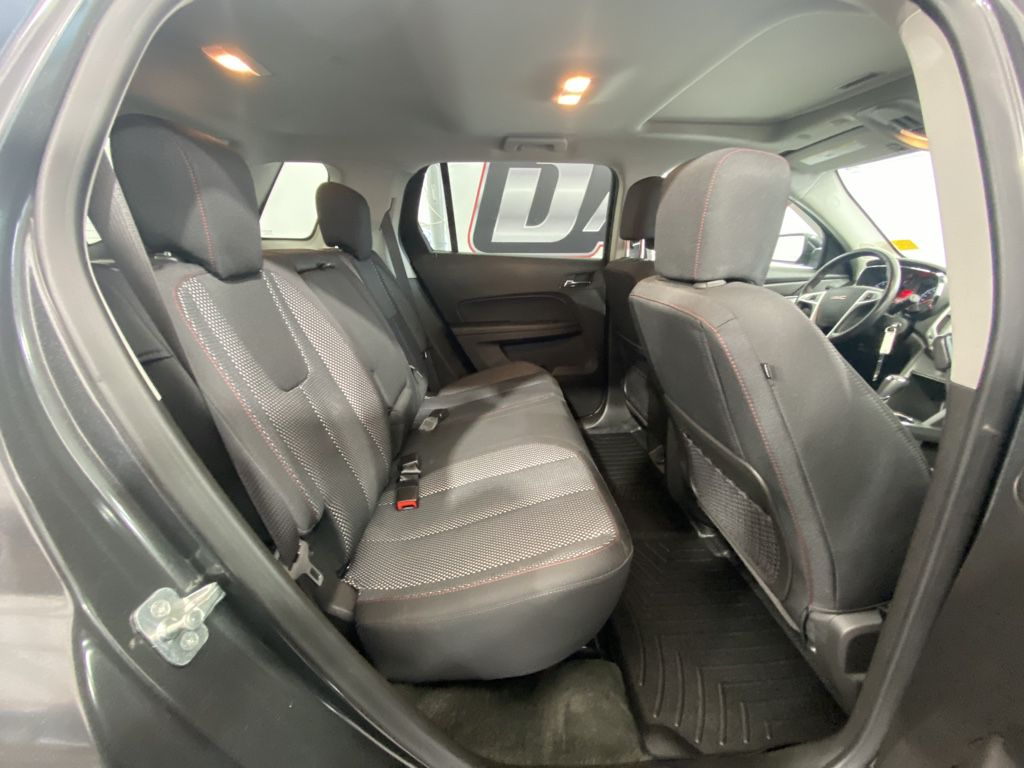 Grey 2017 GMC Terrain Odometer Photo in Airdrie AB