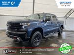 Blue 2021 Chevrolet Silverado 1500 Primary Listing Photo in Airdrie AB