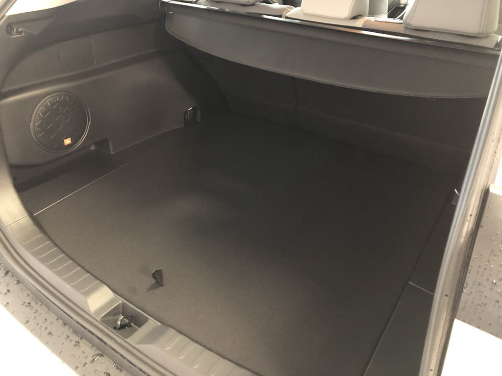 Blizzard Pearl 2021 Toyota RAV4 Limited Engine Compartment Photo in Edmonton AB