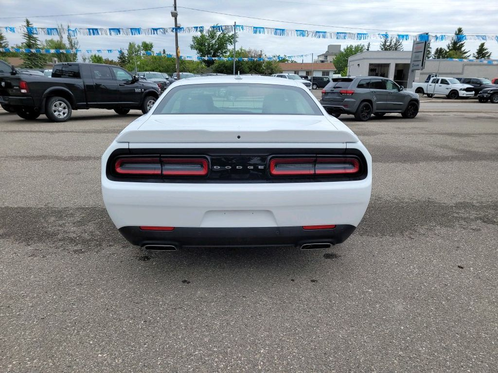 White 2021 Dodge Challenger  Driver's Side Door Controls Photo in Fort Macleod AB