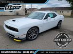 White 2021 Dodge Challenger Primary Photo in Fort Macleod AB