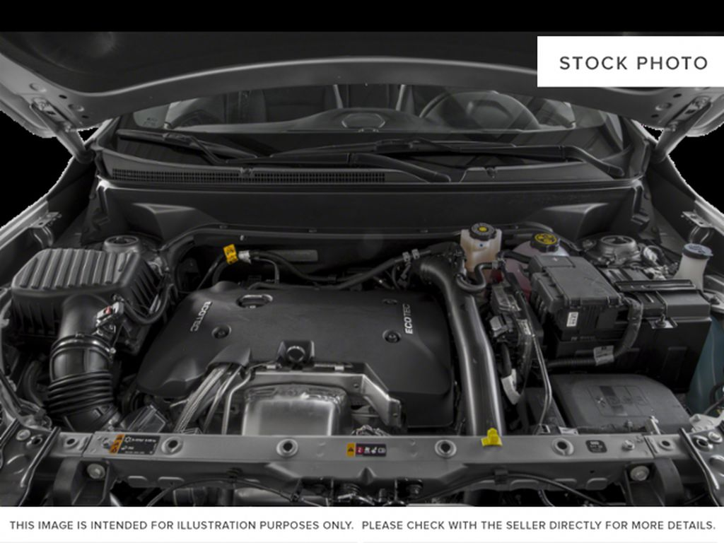 White[Summit White] 2019 GMC Terrain Engine Compartment Photo in Fort Macleod AB