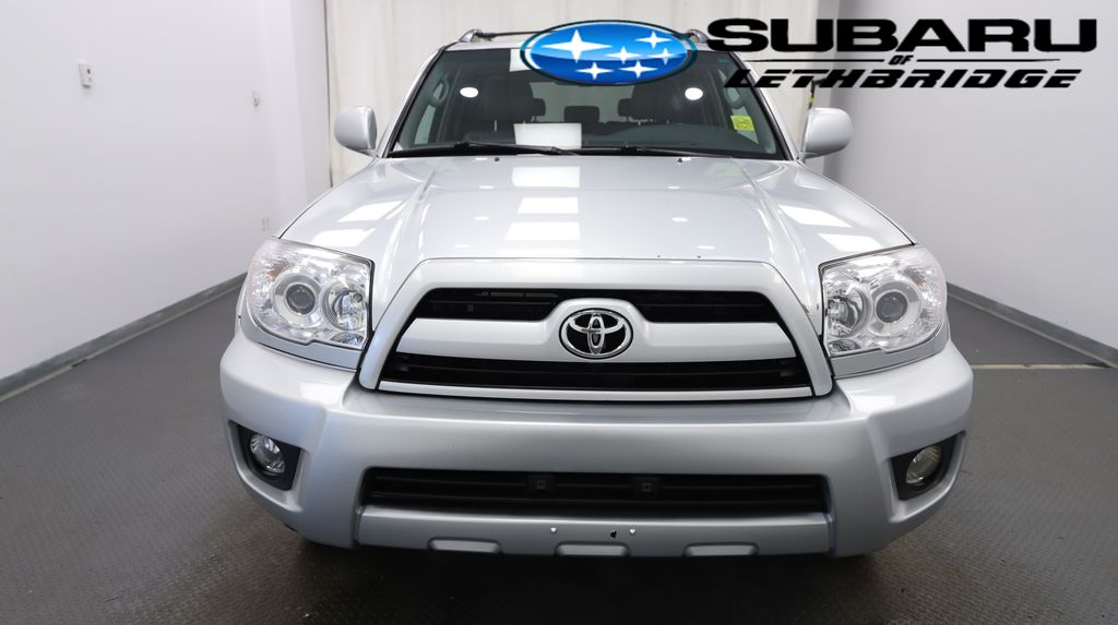 Silver 2008 Toyota 4Runner Central Dash Options Photo in Lethbridge AB