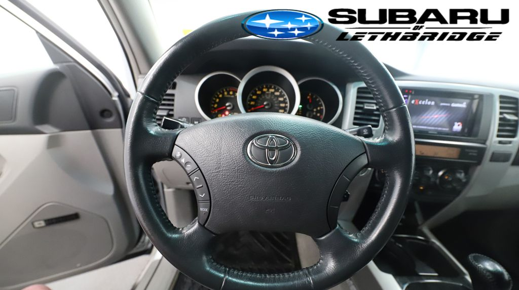 Silver 2008 Toyota 4Runner Front Vehicle Photo in Lethbridge AB