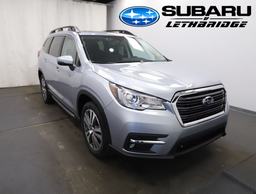 Silver 2021 Subaru Ascent Front Vehicle Photo in Lethbridge AB