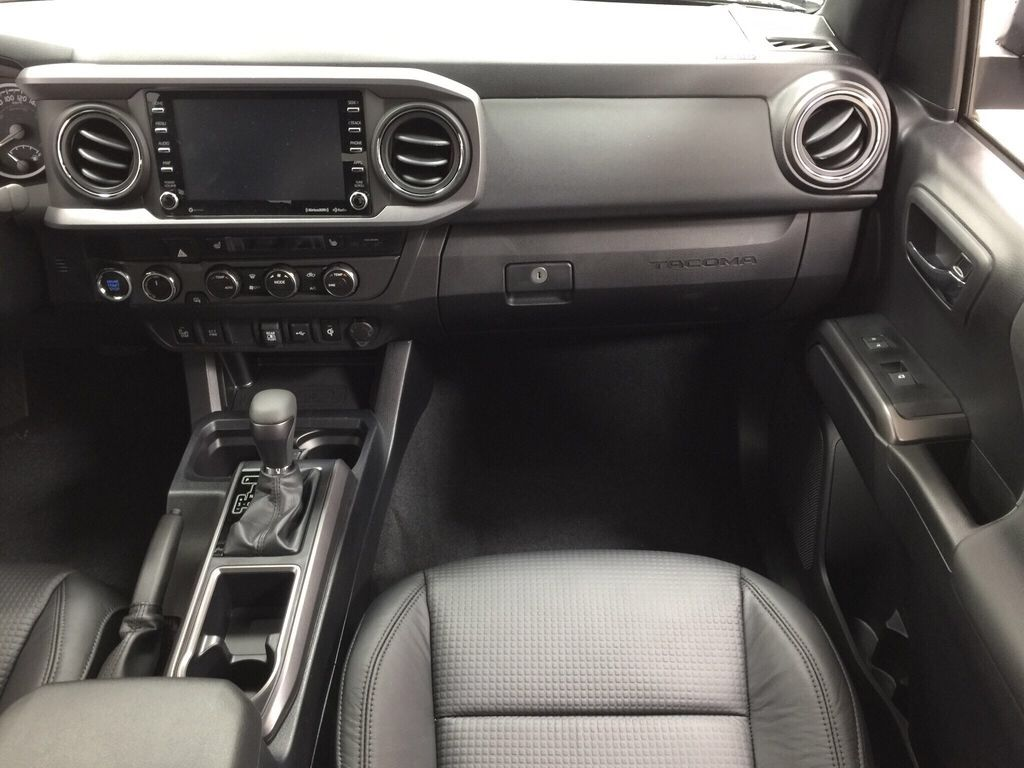 Gray[Cement Grey Metallic] 2021 Toyota Tacoma TRD Off-Road Premium Right Front Seat Photo in Sherwood Park AB
