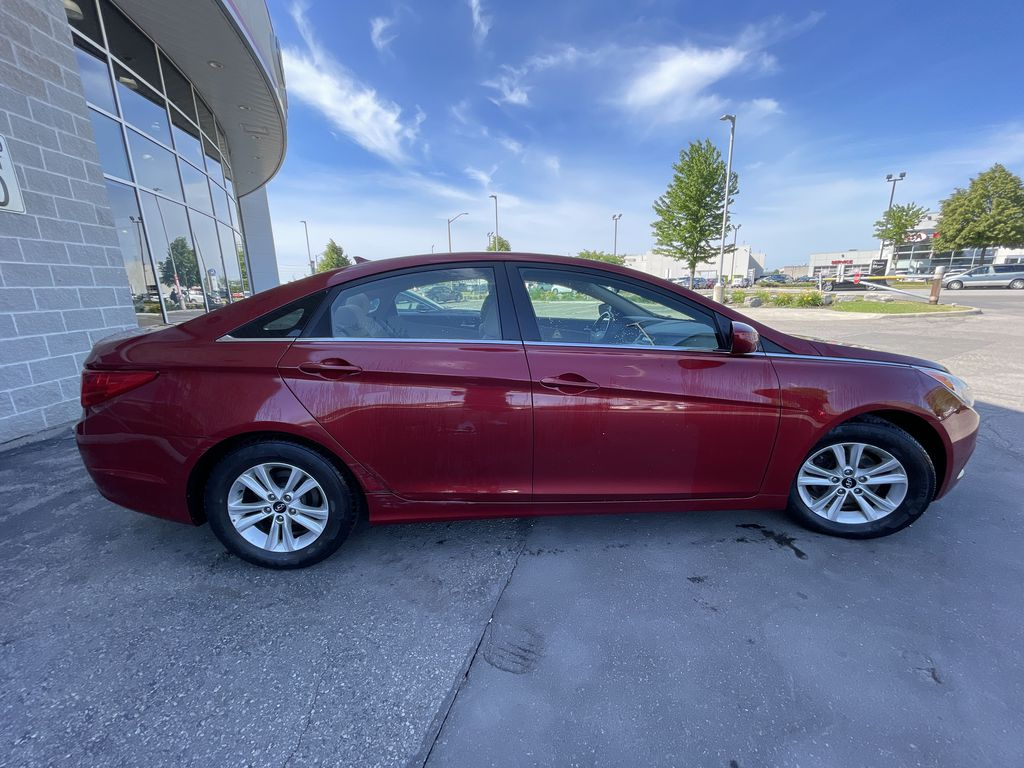 Red[Sparkling Ruby Mica] 2012 Hyundai Sonata **DIRTY** Front Vehicle Photo in Brampton ON