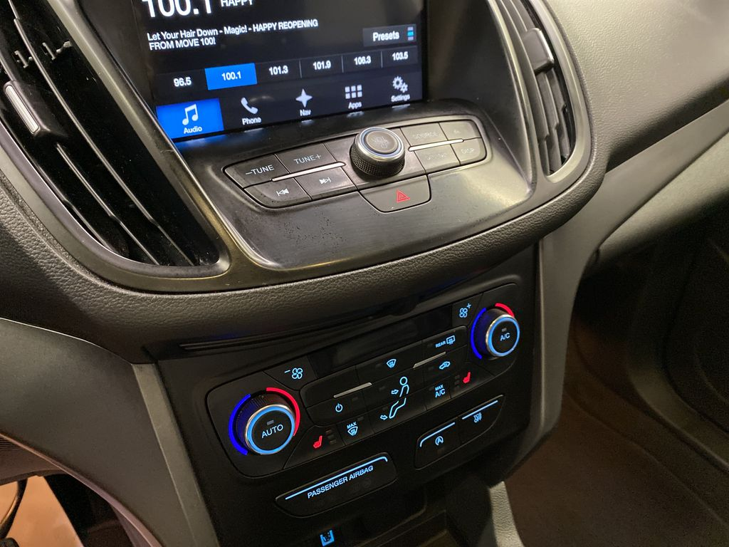 Red[Ruby Red Metallic Tinted Clearcoat] 2017 Ford Escape Central Dash Options Photo in Dartmouth NS