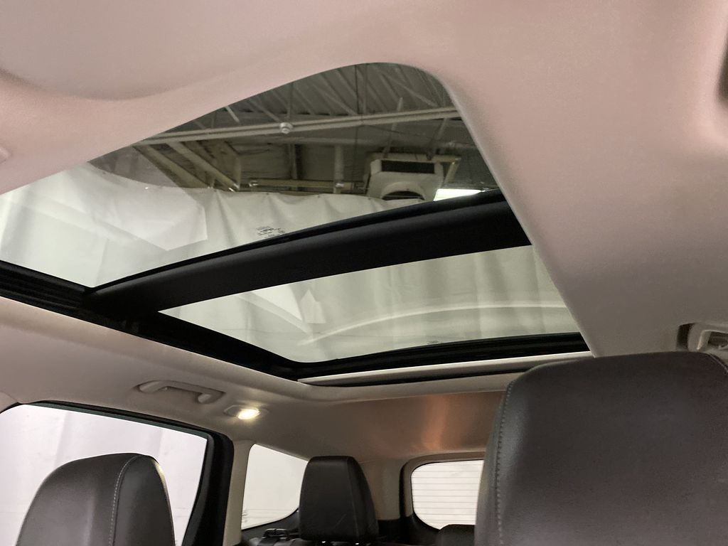 Red[Ruby Red Metallic Tinted Clearcoat] 2017 Ford Escape Sunroof Photo in Dartmouth NS