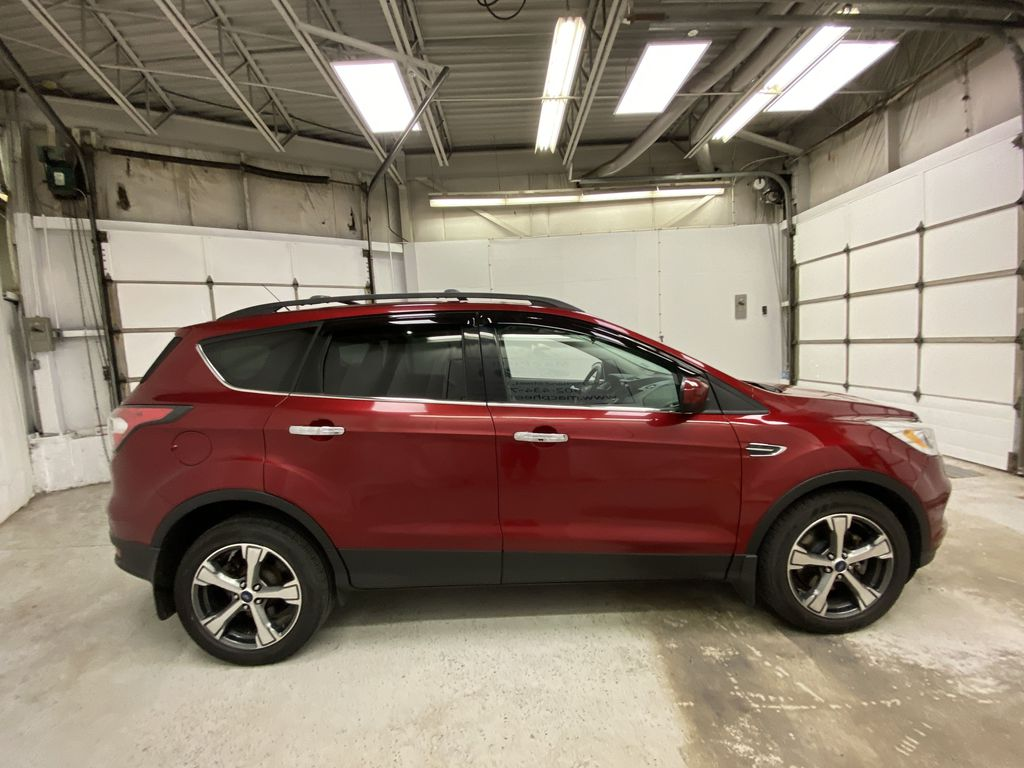 Red[Ruby Red Metallic Tinted Clearcoat] 2017 Ford Escape Right Side Photo in Dartmouth NS