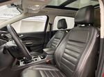 Red[Ruby Red Metallic Tinted Clearcoat] 2017 Ford Escape Left Front Interior Photo in Dartmouth NS