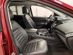 Red[Ruby Red Metallic Tinted Clearcoat] 2017 Ford Escape Right Side Front Seat  Photo in Dartmouth NS