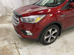 Red[Ruby Red Metallic Tinted Clearcoat] 2017 Ford Escape Left Front Corner Photo in Dartmouth NS