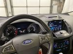 Red[Ruby Red Metallic Tinted Clearcoat] 2017 Ford Escape Steering Wheel and Dash Photo in Dartmouth NS