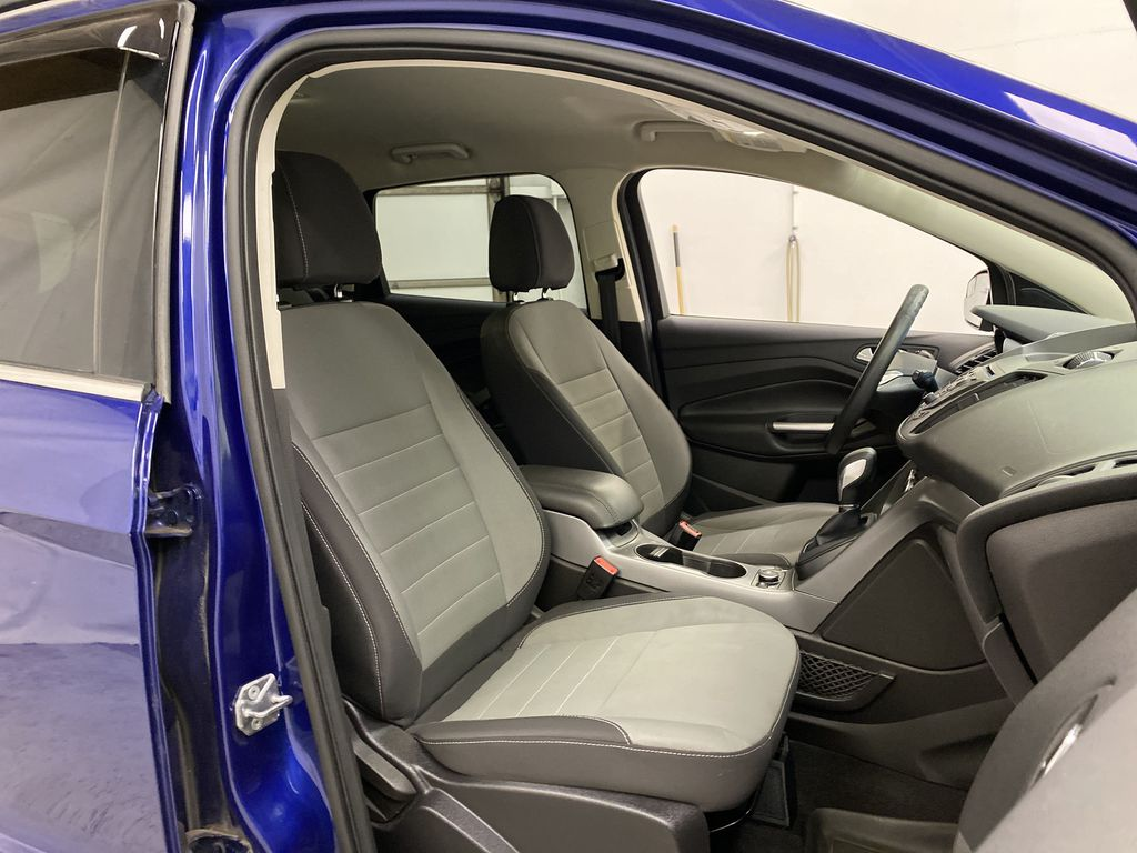 Blue[Deep Impact Blue Metallic] 2016 Ford Escape Right Side Front Seat  Photo in Dartmouth NS