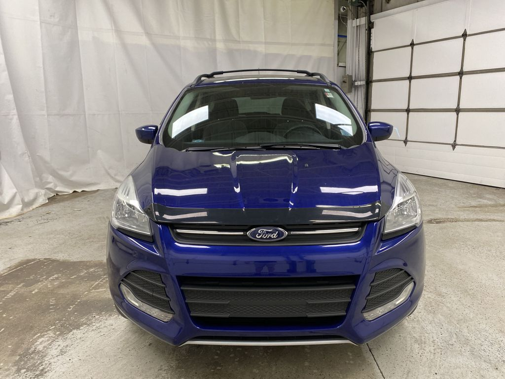 Blue[Deep Impact Blue Metallic] 2016 Ford Escape Front Vehicle Photo in Dartmouth NS