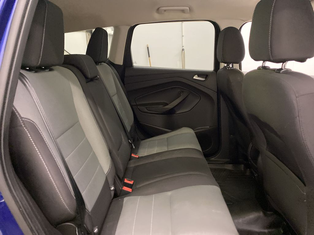Blue[Deep Impact Blue Metallic] 2016 Ford Escape Right Side Rear Seat  Photo in Dartmouth NS