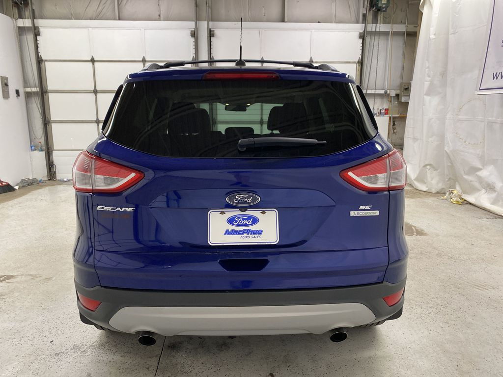 Blue[Deep Impact Blue Metallic] 2016 Ford Escape Rear of Vehicle Photo in Dartmouth NS