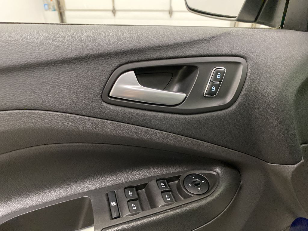 Blue[Deep Impact Blue Metallic] 2016 Ford Escape  Driver's Side Door Controls Photo in Dartmouth NS