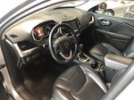 Silver 2016 Jeep Cherokee Trailhawk Front Vehicle Photo in Edmonton AB
