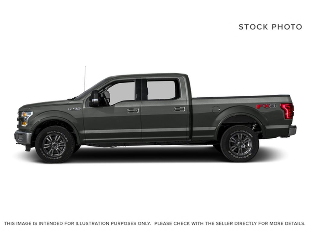 Burgundy 2016 Ford F-150 Left Side Photo in Fort Macleod AB