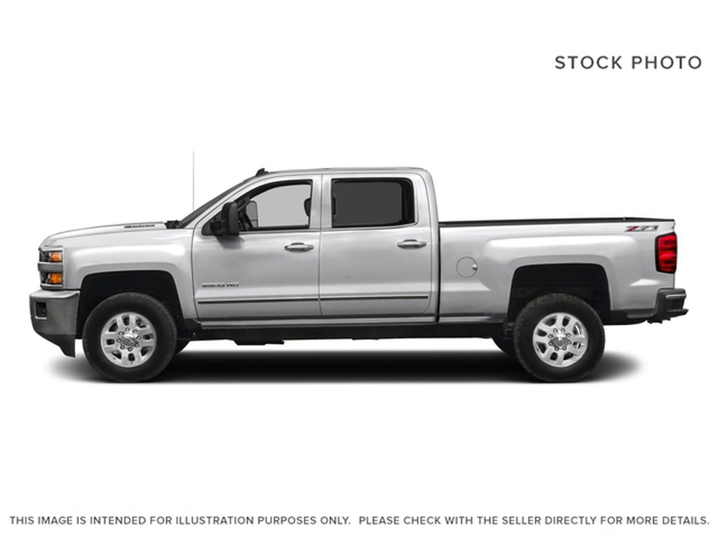 2016 Chevrolet Silverado 2500HD Left Side Photo in Fort Macleod AB
