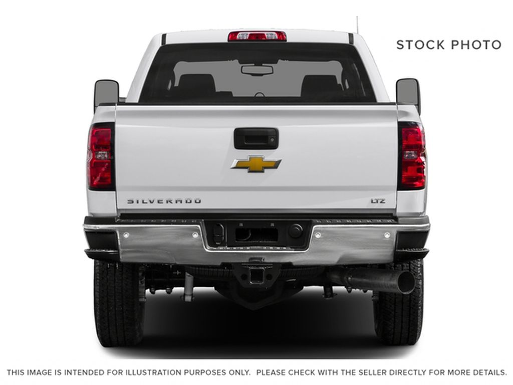 2016 Chevrolet Silverado 2500HD Rear of Vehicle Photo in Fort Macleod AB