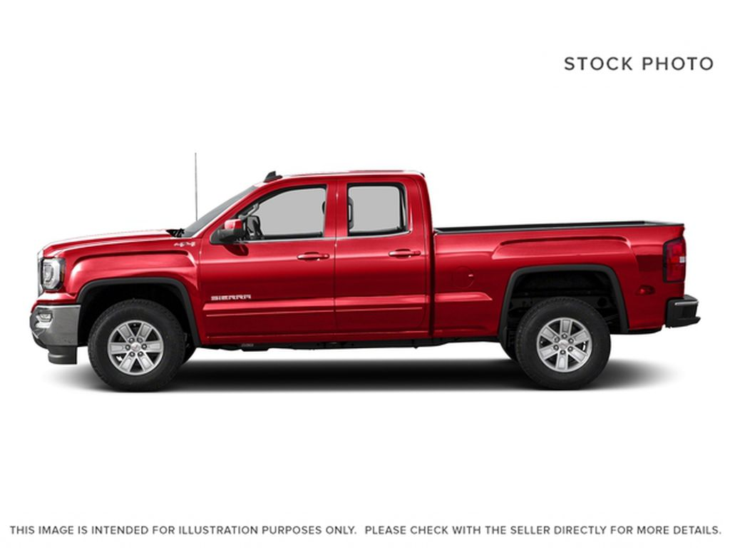 Red[Cardinal Red] 2016 GMC Sierra 1500 Left Side Photo in Fort Macleod AB