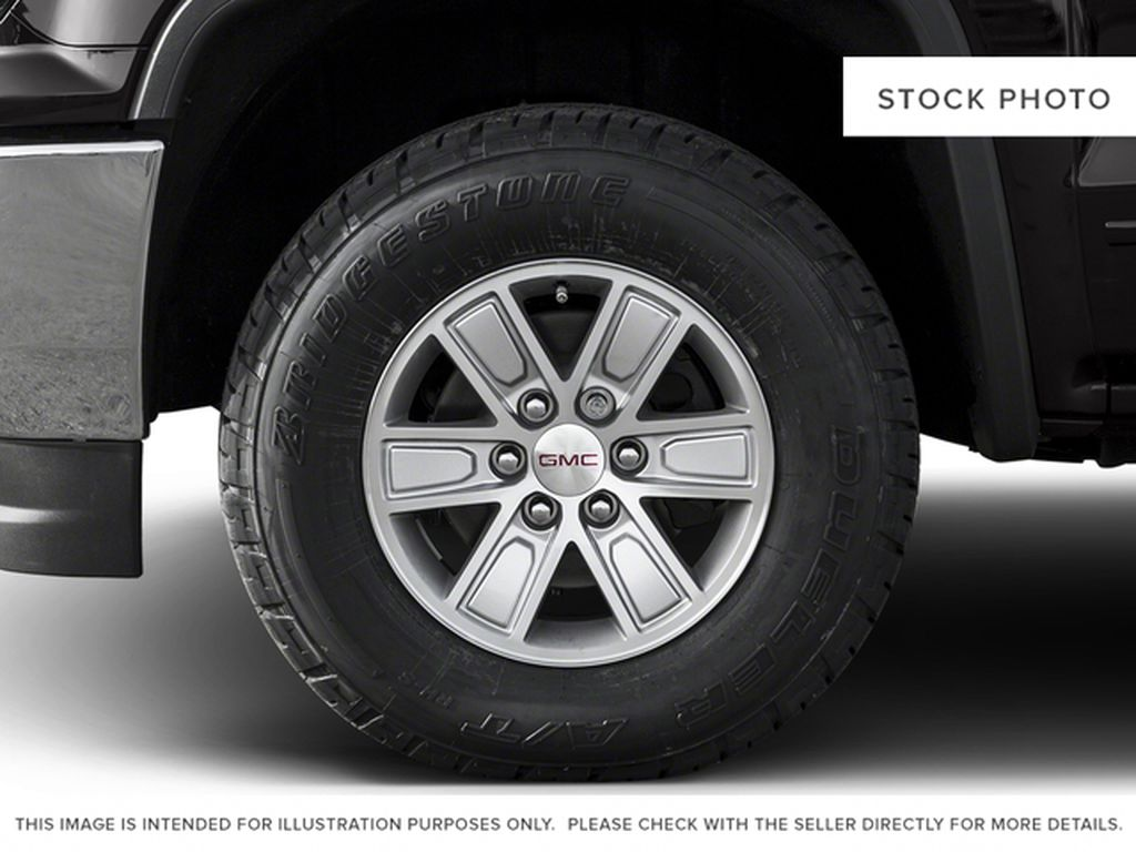 Red[Cardinal Red] 2016 GMC Sierra 1500 Left Front Rim and Tire Photo in Fort Macleod AB
