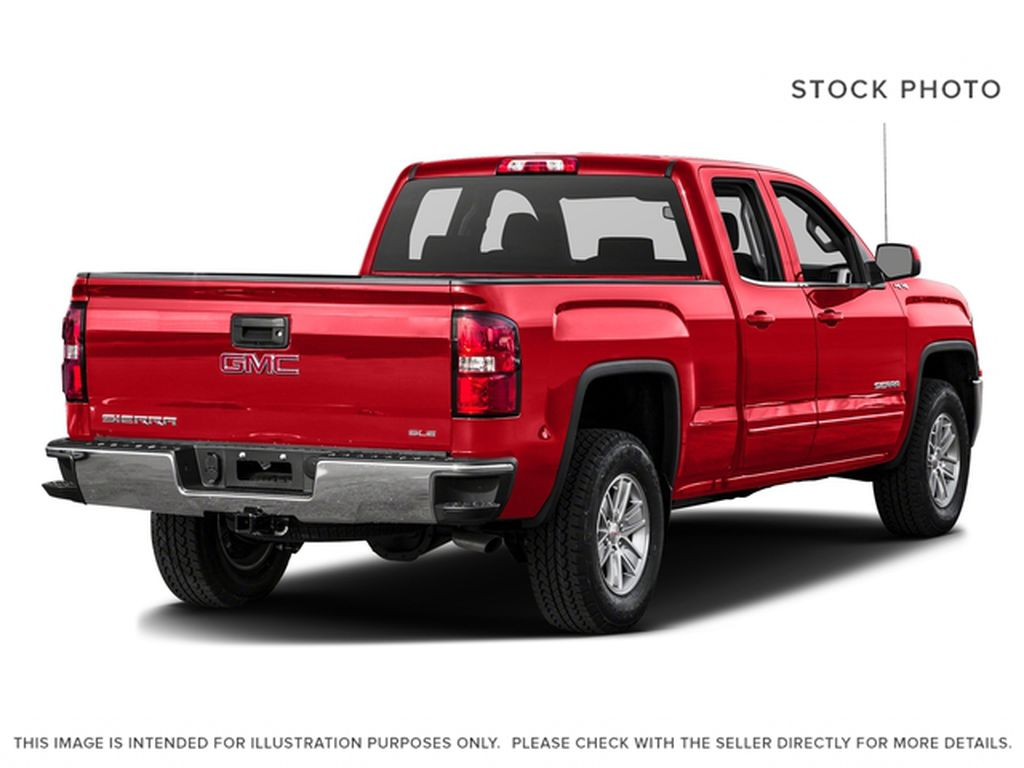 Red[Cardinal Red] 2016 GMC Sierra 1500 Right Rear Corner Photo in Fort Macleod AB