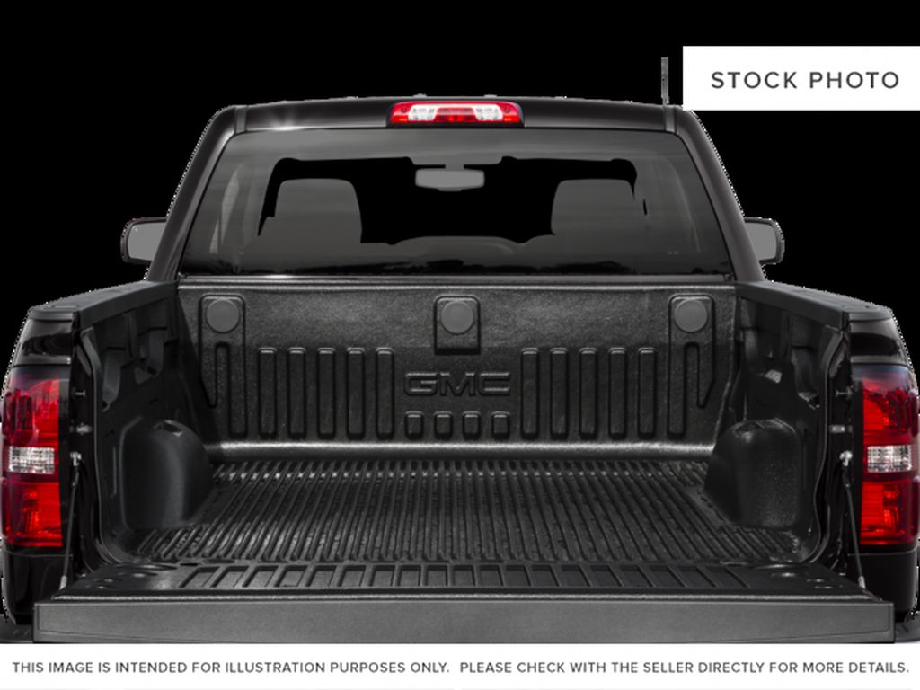 Red[Cardinal Red] 2016 GMC Sierra 1500 Trunk / Cargo Area Photo in Fort Macleod AB