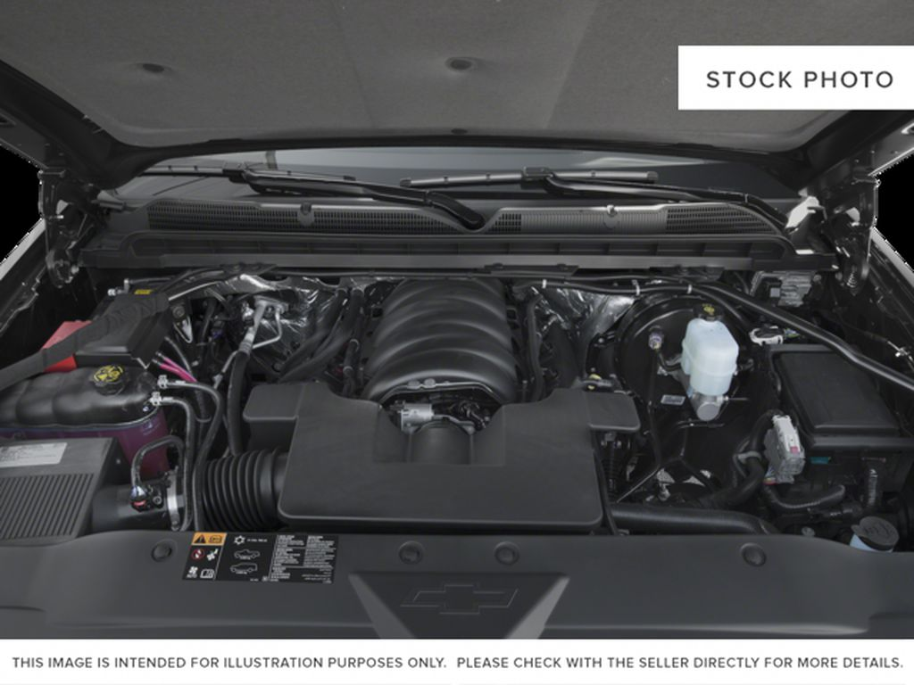 Red[Siren Red Tintcoat] 2017 Chevrolet Silverado 1500 Engine Compartment Photo in Fort Macleod AB