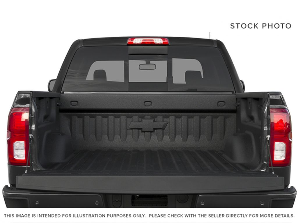 Red[Siren Red Tintcoat] 2017 Chevrolet Silverado 1500 Trunk / Cargo Area Photo in Fort Macleod AB