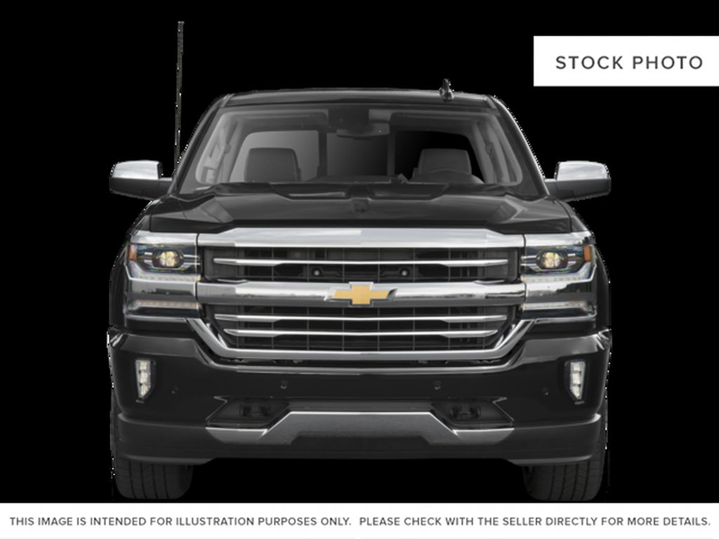 Red[Siren Red Tintcoat] 2017 Chevrolet Silverado 1500 Front Vehicle Photo in Fort Macleod AB