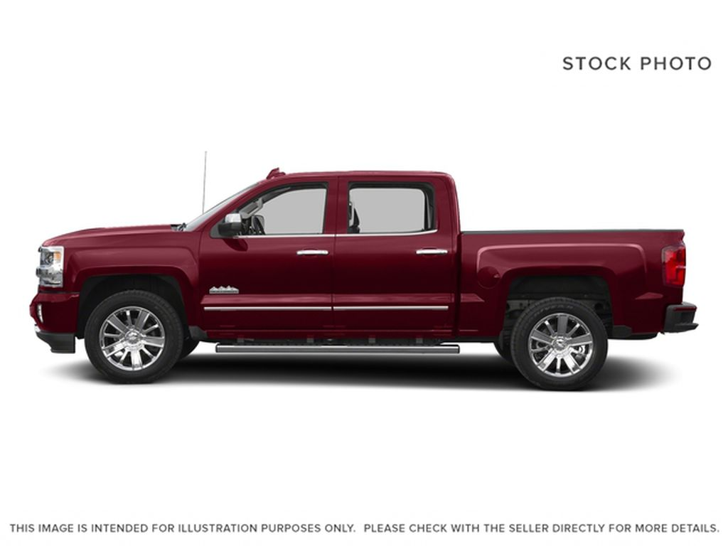 Red[Siren Red Tintcoat] 2017 Chevrolet Silverado 1500 Left Side Photo in Fort Macleod AB