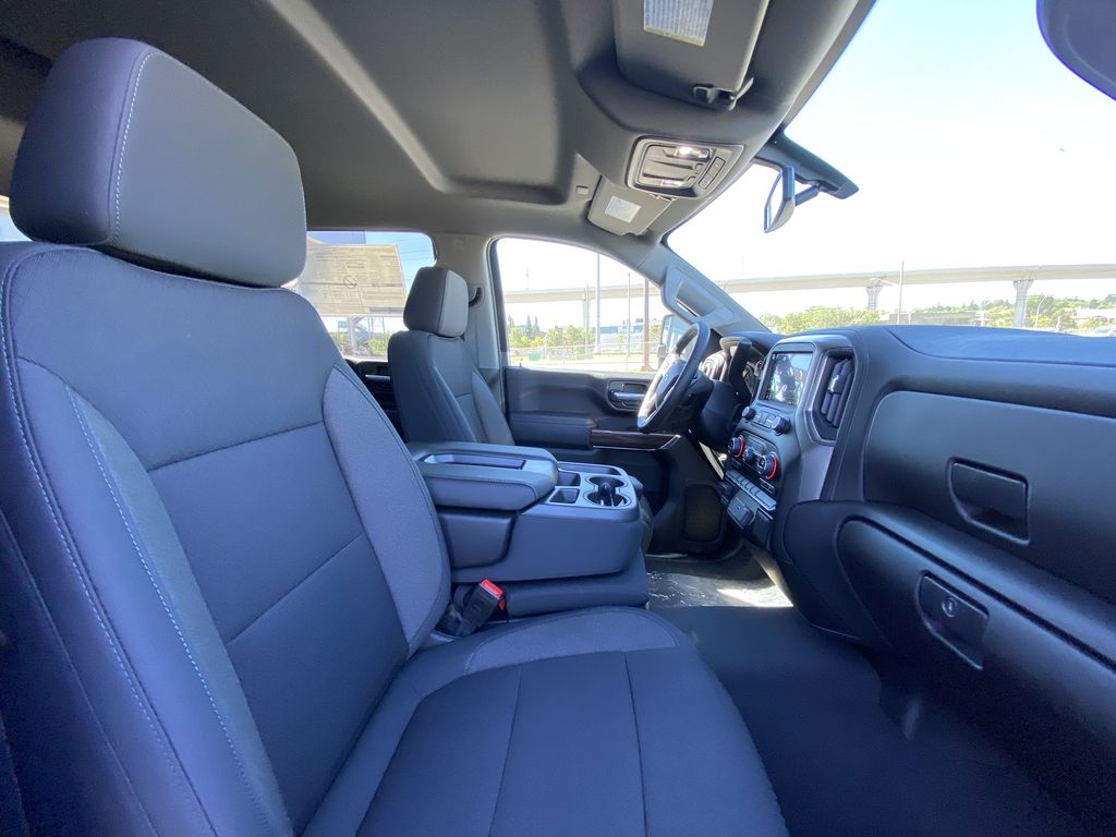 White[Summit White] 2021 Chevrolet Silverado 2500HD LT Right Side Front Seat  Photo in Calgary AB